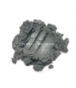 PC3D6040 - Светлый серебристо зеленый, 10-60 мкм (Light Silver Green)