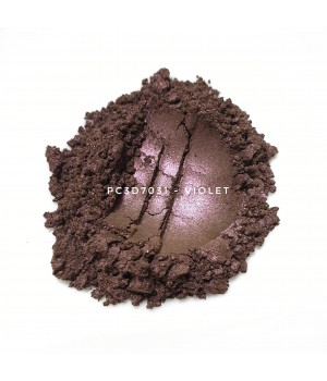 PC3D7031 - Светлый фиолетово серебристый, 10-60 мкм (Light Violet Silver)