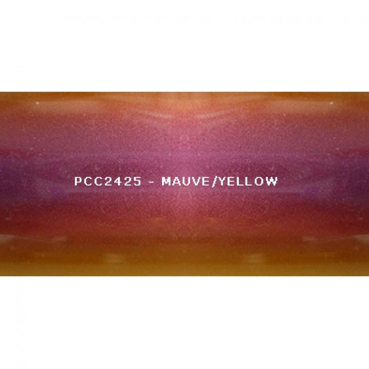 Косметический пигмент PCC2425 mauve/red/orange/yellow (Розово-лиловый/красный/оранжевый/желтый), 100-250 мкм