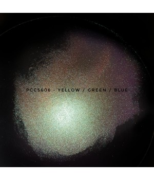 PCC5606 - Желтый/желто-зеленый/зеленый/синий, 10-60 мкм (yellow/yellow-green/green/blue)
