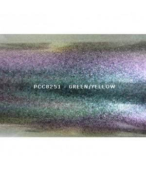 PCC8251 - Зеленый/желтый, 30-115 мкм (Green/Yellow)