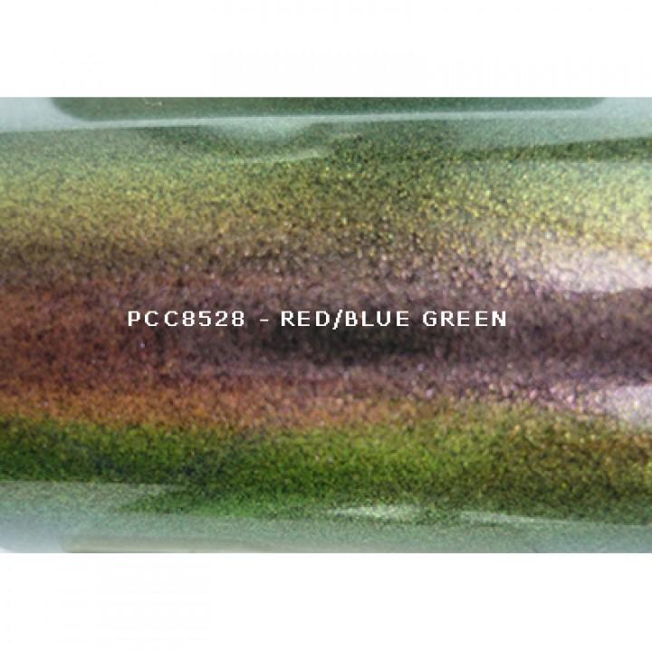 Косметический пигмент PCC8528 Red/Blue Green (Красный/сине-зеленый), 30-115 мкм