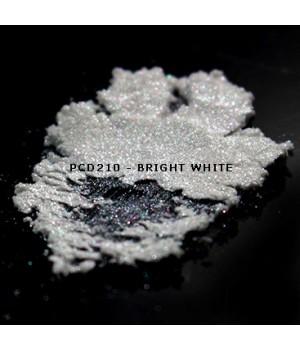 PCD210 - Яркий белый, 10-60 мкм (Bright White)