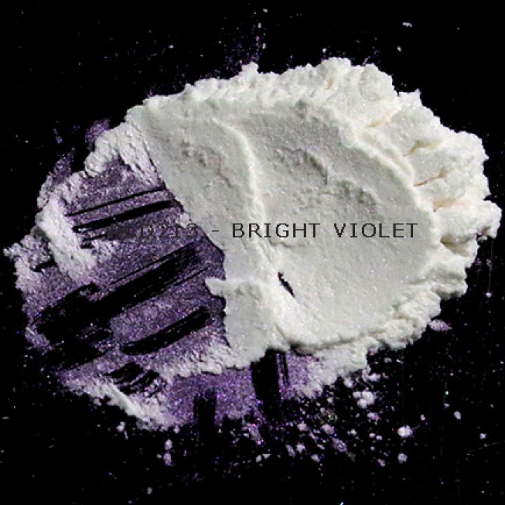Косметический пигмент PCD213 Bright Violet (Яркий фиолетовый), 10-60 мкм