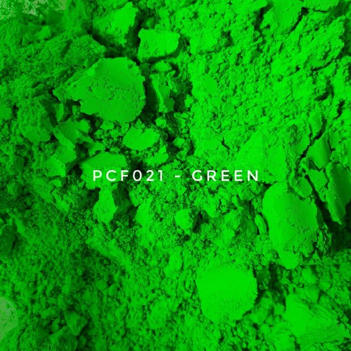 Косметический пигмент PCF021 Green (Зеленый), 1-2 мкм