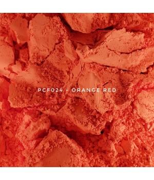 PCF024 - Оранжево-красный, 1-2 мкм (Orange Red)