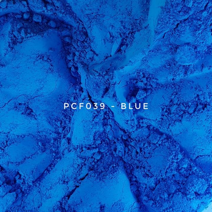 Косметический пигмент PCF039 Blue (Синий), 1-2 мкм