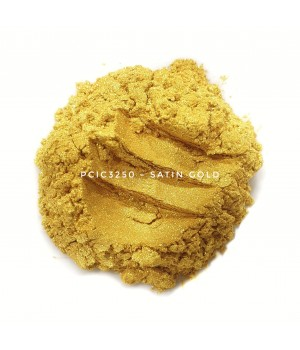 PCIC3250 - Атласное золото, 5-25 мкм (Satin Gold)