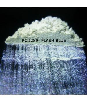 PCII289 - Вспыхивающий голубой, 10-100 мкм (Flash Blue)
