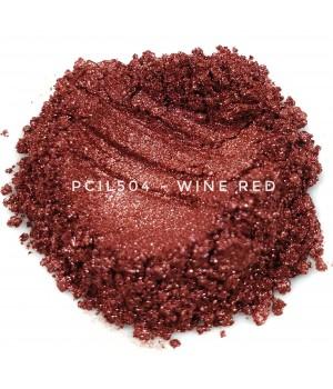 PCIL504 - Винно-красный, 10-60 мкм (Wine Red)