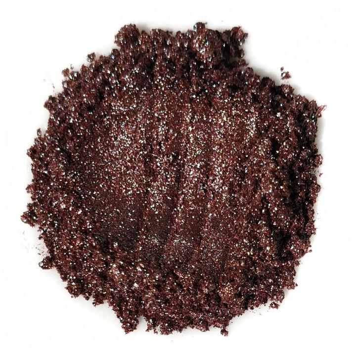 Косметический пигмент PCIL509 Green Brown (Зелено-коричневый), 10-60 мкм
