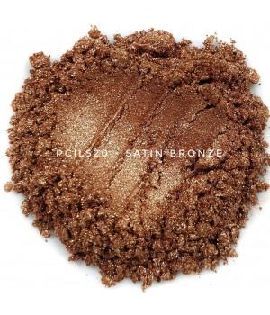PCIL520 - Атласная бронза, 5-25 мкм (Satin Bronze)