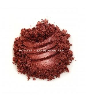 PCIL524 - Атласный винно-красный, 5-25 мкм (Satin Wine Red)