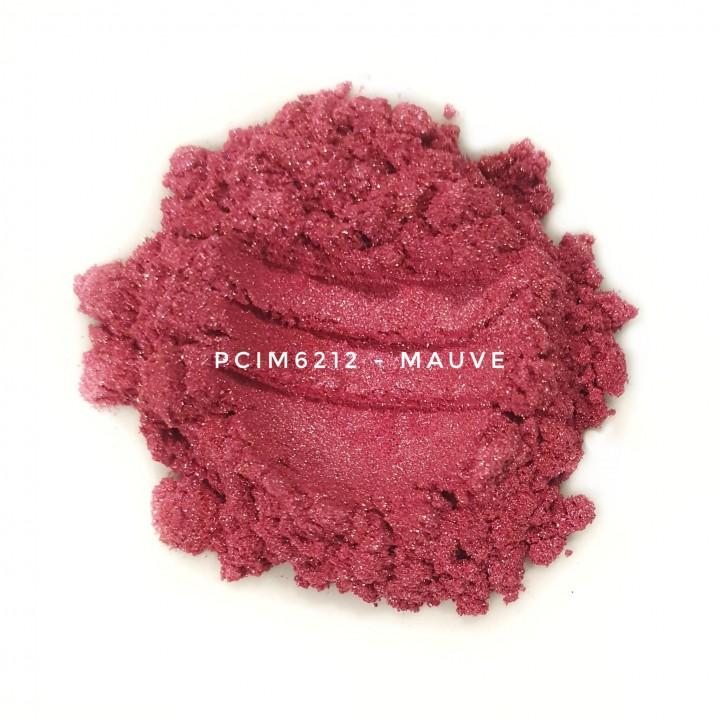 Косметический пигмент PCIM6212 Mauve (Розово-лиловый), 10-60 мкм