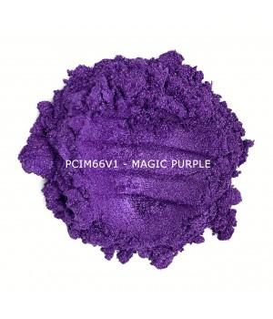 PCIM66V1 - Волшебный пурпурный, 10-60 мкм (Magic Purple)