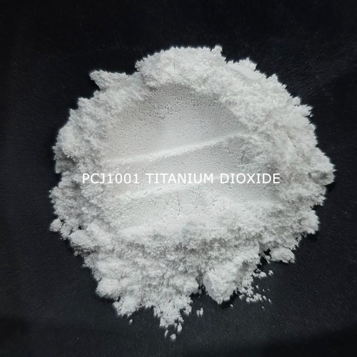 Косметический пигмент PCJ1001 Titanium Dioxide (CI 77891) (Диоксид титана), 2-4 мкм