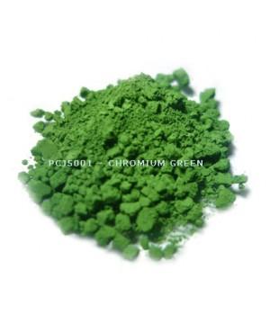 PCJ5001 - Хромовый зеленый, 0-1 мкм (Chromium Green (CI 77288))