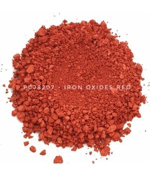 PCJ8207 - Железооксидный красный, 0-0,1 мкм (Iron Oxides Red (CI 77491))