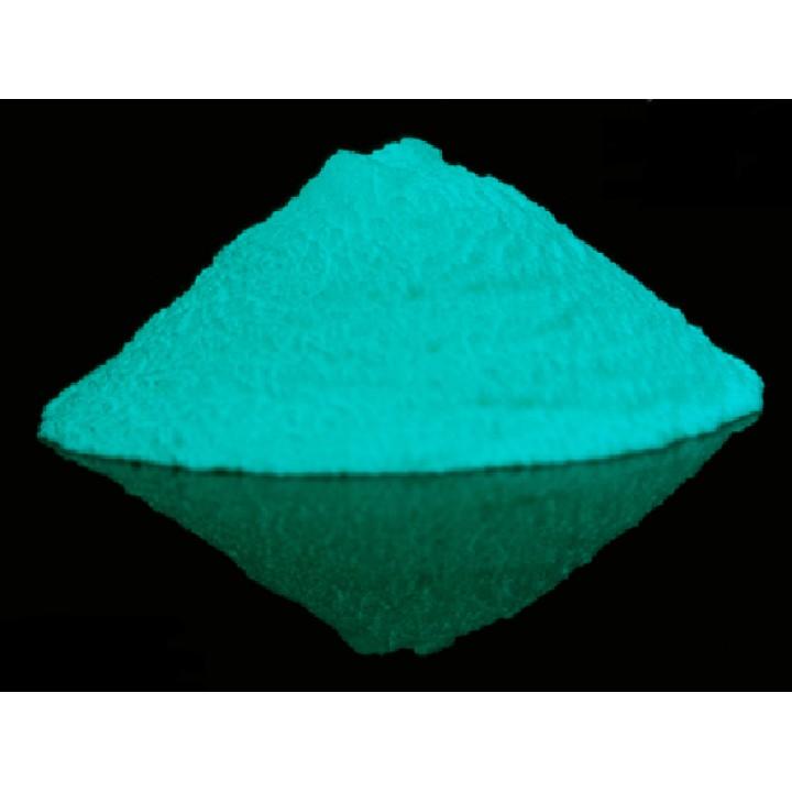 Косметический пигмент PCLBG22 Blue Green (Сине-зеленый), 15-25 мкм