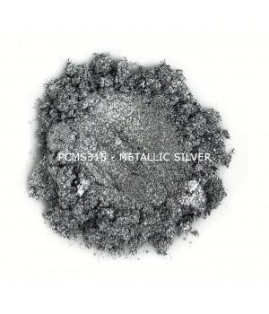 PCMS315 - Металлическое серебро, 35-75 мкм (Metallic Silver)