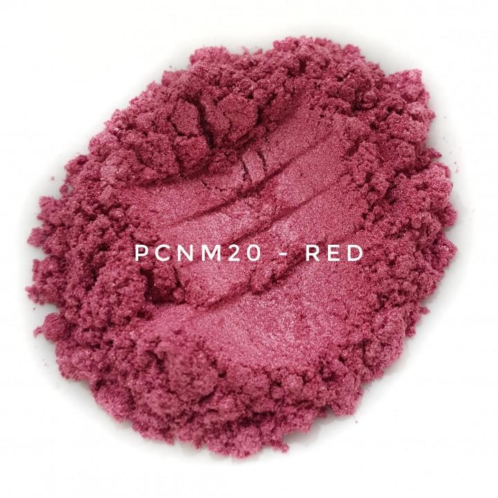 Косметический пигмент PCNM20 Red (Красный), 10-60 мкм