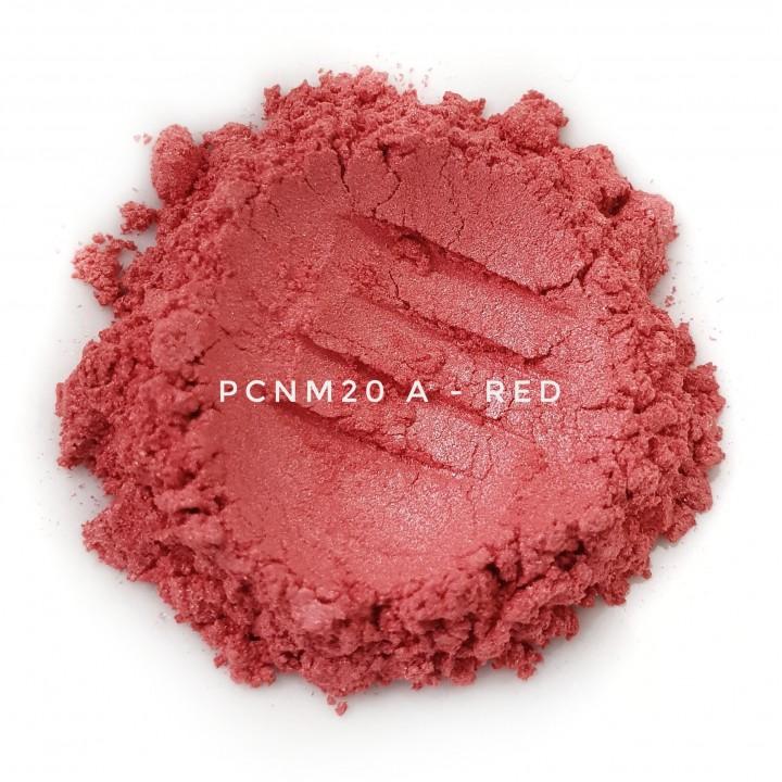 Косметический пигмент PCNM20A Red (Красный), 10-60 мкм