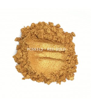 PCSS313 - Красное золото, 10-60 мкм (Red Gold)