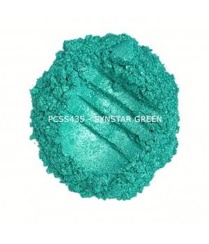 PCSS435 - Синтетический зеленый, 10-60 мкм (Synstar Green)