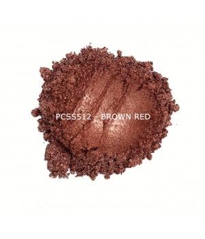 PCSS512 - Коричнево-красный, 10-60 мкм (Brown Red)