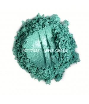 PCTT7535 - Зеленое яблоко, 10-60 мкм (Apple Green)