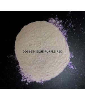 DD5165 - Синий/пурпурный/красный, 50-100 мкм (Blue Purple Red)