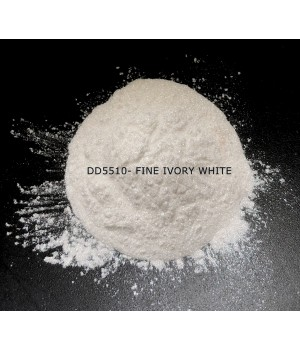 DD5510 - Мелкий цвета слоновой кости, 10-60 мкм (Fine Ivory White)