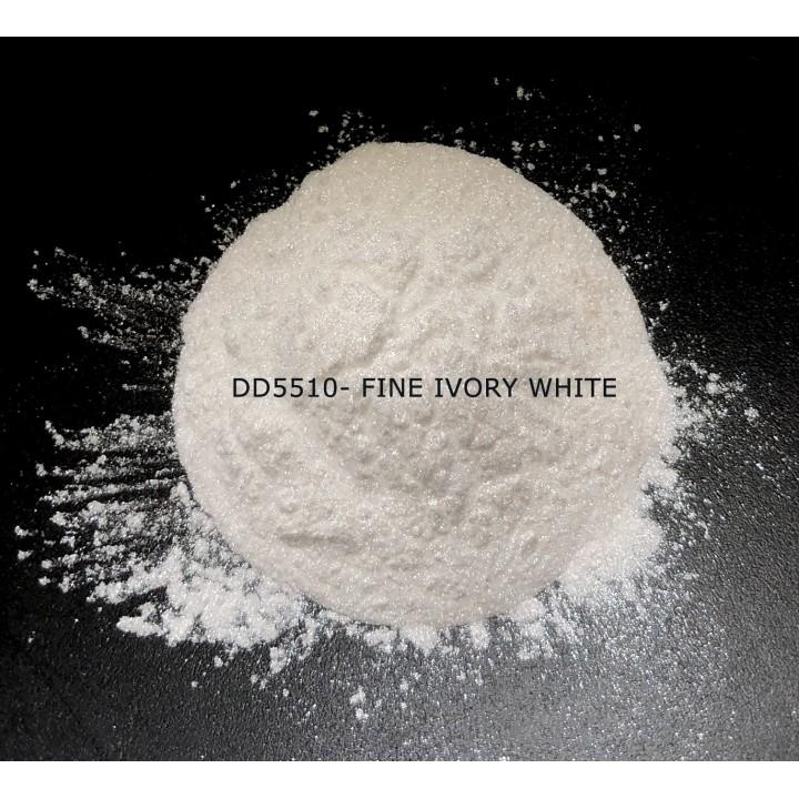 Индустриальный пигмент DD5510 Fine Ivory White (Мелкий цвета слоновой кости), 10-60 мкм
