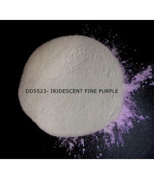 DD5523 - Мелкий интерферентный пурпурный, 10-60 мкм (Iridescent Fine Purple)