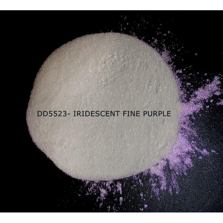 Индустриальный пигмент DD5523 Iridescent Fine Purple (Мелкий интерферентный пурпурный), 10-60 мкм