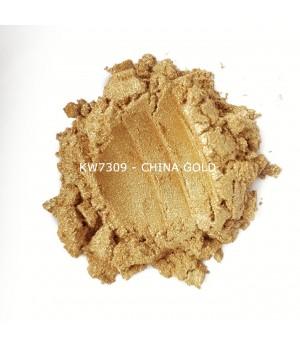 KW7309 - Золотой, 10-60 мкм (China Gold)