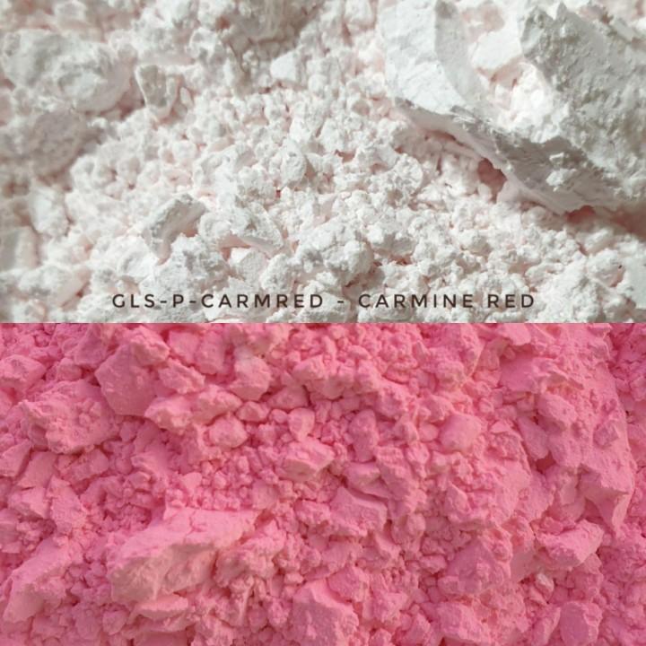 Универсальный пигмент GLS-P-CARE Carmine (Красный), 3-10 мкм