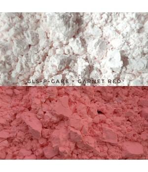 GLS-P-GARE - Светло-красный, 3-10 мкм (Garnet Red)