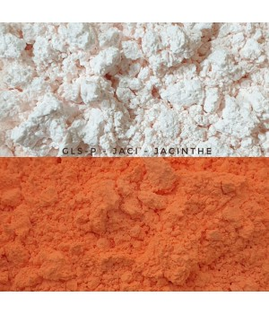 GLS-P-JACT - Красно-оранжевый, 3-10 мкм (Jacinth)
