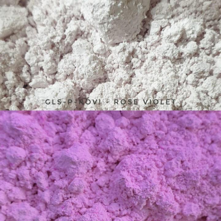 Универсальный пигмент GLS-P-ROVI Rose Violet (Розово-фиолетовый), 3-10 мкм