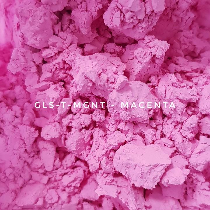 Универсальный пигмент GLS-T-MGNT33 Magenta 33 (Маджента 33), 3-10 мкм