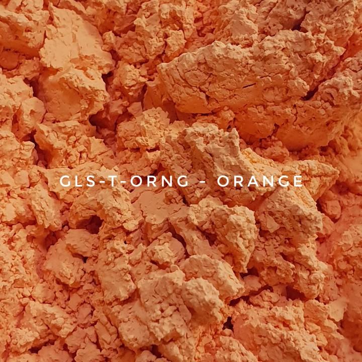 Универсальный пигмент GLS-T-ORNG35 Orange 35 (Оранжевый 35), 3-10 мкм