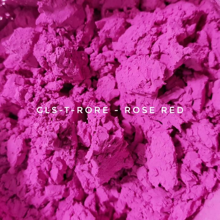 Универсальный пигмент GLS-T-RORE31 Rose red 31 (Красно-розовый 31), 3-10 мкм