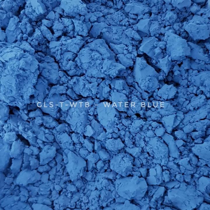 Универсальный пигмент GLS-T-WTB22 Water blue 22 (Синий 22), 3-10 мкм
