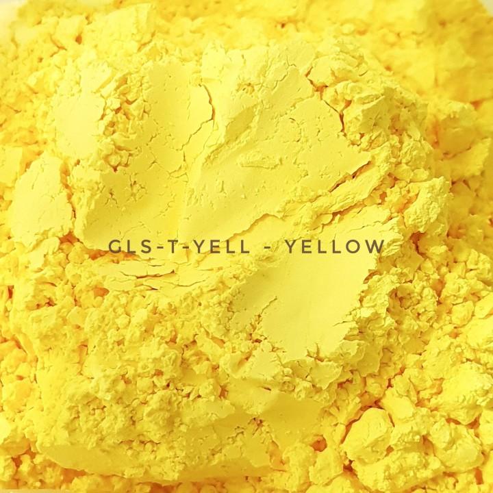 Универсальный пигмент GLS-T-YELL28 Yellow 28 (Желтый 28), 3-10 мкм